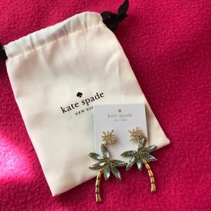 Kate Spade Cali Dreaming Earrings